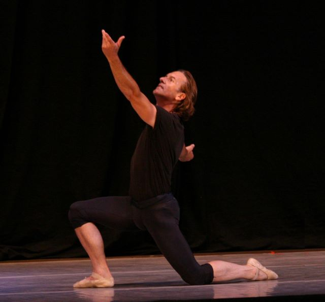 Dance Master Gregory George will be teaching at the annual STARS Dance Camp Aug. 19-22.