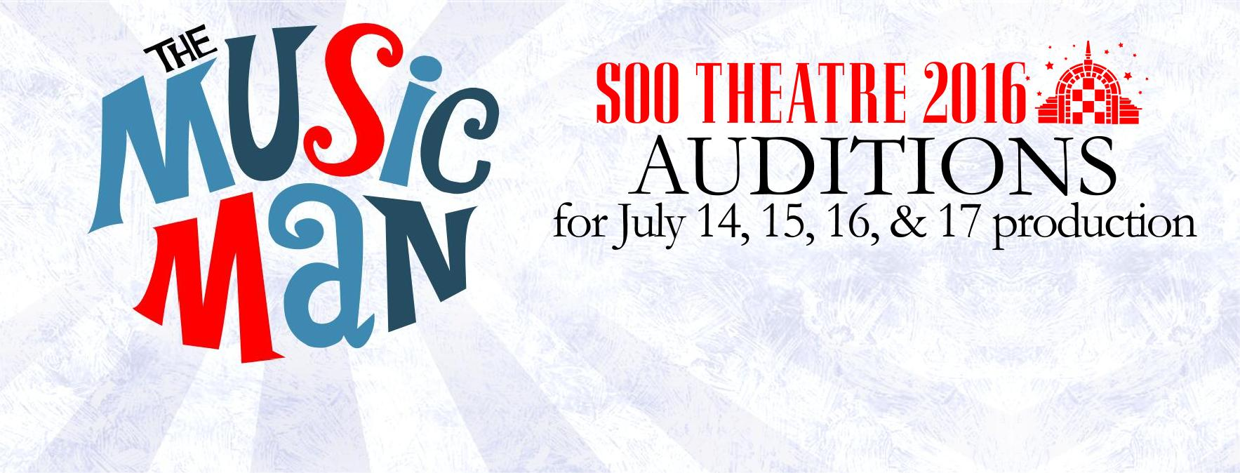 ALTERNATE Music Man logo for AUdition Facebook Event