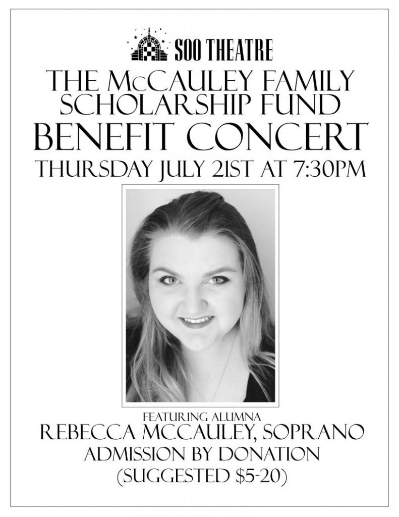 McCauley Event - Flyer Image