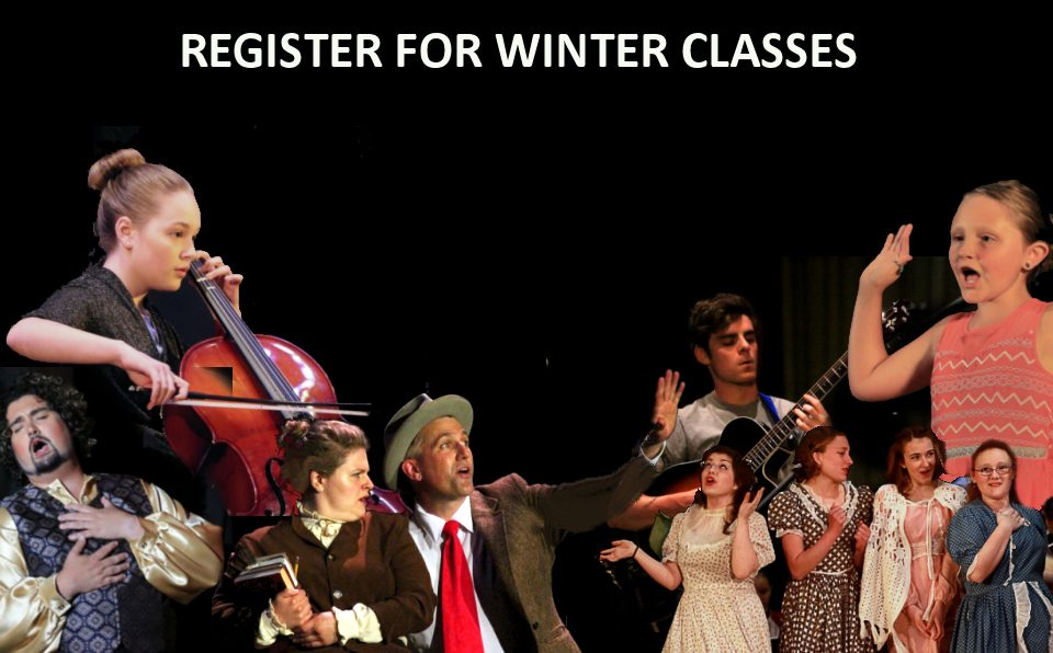 Register for Winter Classes!